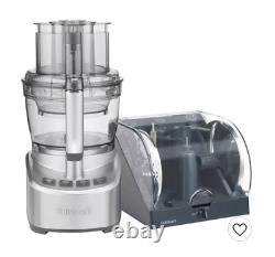 13 cup cuisinart food processor and spiralizer