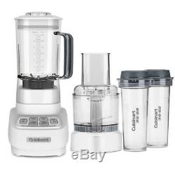 2in-1 Blender & Food Processor Cuisinart BFP-650 Velocity 1 HP Travel Cup White