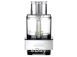 Brand New Cuisinart 14-Cup Food Processor Home Kitchen Brushed Stainless Steel