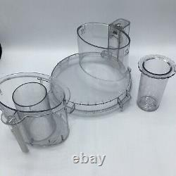 CUISINART Custom 14 Cup Food Processor Brushed Stainless Steel DFP-14BCN Type 33