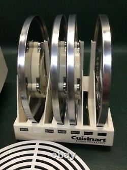 CUISINART DLC-X Commercial Food Processor with Attachments Made In Japan