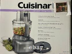 Cuisinart 13-Cup Elemental Food Processor, Stainless-Steel