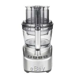 Cuisinart 13-Cup Food Processor Stainless Steel