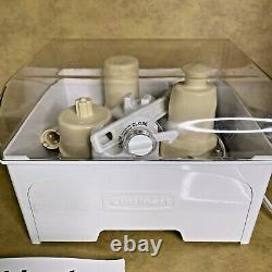 Cuisinart 14 Cup Elite 2.0 Food Processor FP-14 TESTED & COMPLETE Used Once