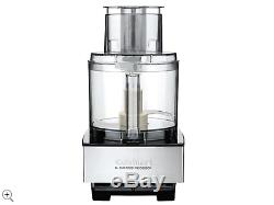 Cuisinart 14 Cup Food Processor Brushed Stainless Steel