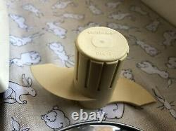 Cuisinart 14 Cup Food Processor DLC-7 with Accessories Made in Japan