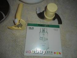 Cuisinart 14 Cup Food Processor with Discs & Dough Blade