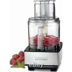Cuisinart 14-Cup Large Food Processor + 1 Year Extended Warranty
