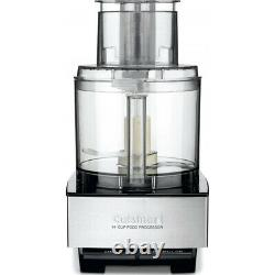 Cuisinart 14-Cup Large Food Processor with 720 Watt Motor in Stainless Steel DF
