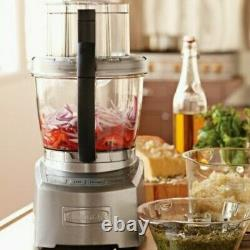 Cuisinart 16 Cup Elite Collection Food Processor 14 New