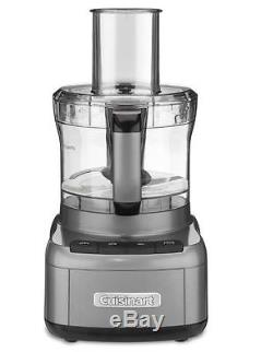 Cuisinart 8-Cup Food Processor kitchenaid stainless steel blades New