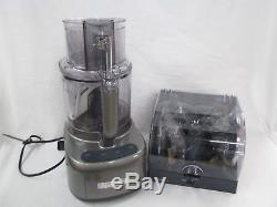 Cuisinart 9-Cup Food Processor With Accessory Case New No Box (CI)