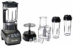 Cuisinart BFP-650GM Velocity Ultra Trio 1 HP Blender/Food Processor with Travel