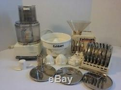 Cuisinart Custom 11 DLC-8M 11-Cup Food Processor withAccessories