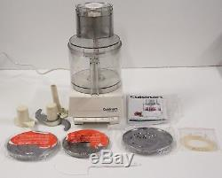 Cuisinart Custom 14 Cup 14C Food Processor DFP-14TX (Type 33) DFP-14 Series Whit