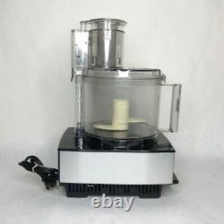 Cuisinart Custom 14 Cup Bowl Food Processor Tested Works With Dough Blade Only