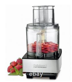 Cuisinart Custom 14-Cup Brushed Stainless Food Processor
