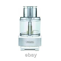 Cuisinart Custom 14 Cup Food Processor Stainless and White