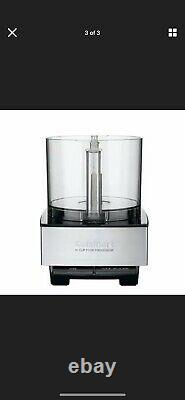 Cuisinart Custom DFP-14BCNY 14 Cup Food Processor, Brushed Stainless Steel