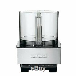 Cuisinart Custom DFP-14BCNY 14 Cup Food Processor Brushed Stainless Steel New