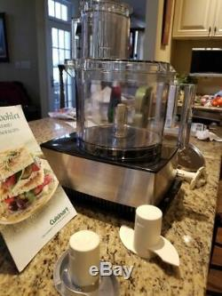 Cuisinart Custom DFP-14BCN 14-Cup 720W Food Processor Brushed Stainless Steel