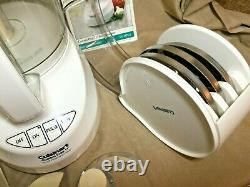Cuisinart Custom Pro 11 Eleven Cup Food Processor with Accessories