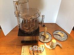 Cuisinart DFP14 Series 14-Cup Food Processor Stainless Steel New