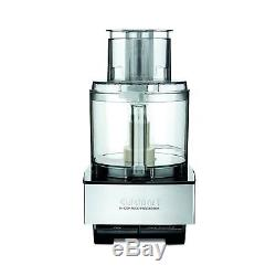 Cuisinart DFP-14BCNY 14-Cup Food Processor, Brushed Stainless Steel. 2DAY SHIP