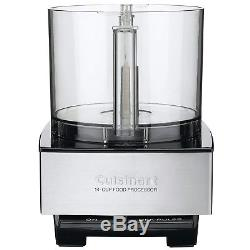 Cuisinart DFP-14BCNY 14-Cup Food Processor, Brushed Stainless Steel NEW IN BOX