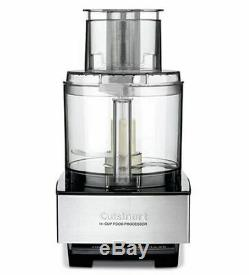 Cuisinart DFP-14BCNY 14-Cup Food Processor, Brushed Stainless Steel Open Box