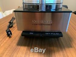Cuisinart DFP-14BCNY 14-Cup Food Processor New open-box unit, never used