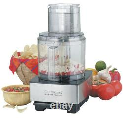 Cuisinart DFP-14BCNY Brushed Nickel Stainless Steel Blade Food Processor 720W