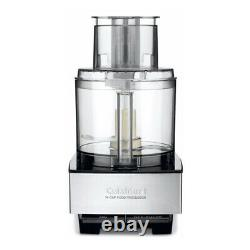Cuisinart DFP-14BCNY Custom 14 Cup Food Processor with Storage Containers Bundle