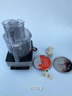 Cuisinart DFP-14BCN 14-Cup Food Processor Brushed Stainless Steel 120VAV 8amps