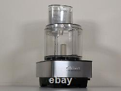 Cuisinart DFP-14BC Custom 14 Cup Food Processor Brushed Stainless Steel