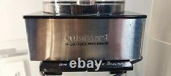 Cuisinart DFP-14BC Custom 14 Cup Food Processor Brushed Stainless Steel Tested
