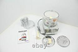 Cuisinart DFP-14CGRY 14 Cup Food Processor Stainless Steel Slicing Disk Grey