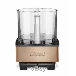 Cuisinart DFP-14CPY 14 Cup Food Processor, Copper with Spoons, Knife, Cookbook