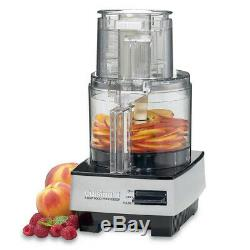 Cuisinart DFP-7BCY 7-Cup Food Processor with Detachable Stainless Steel Blades