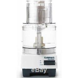 Cuisinart DLC10 Food processor White New Fast Shipping EMS From Japan