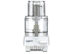 Cuisinart DLC-10SY Pro Classic 7-Cup Food Processor, White FREE2DAYSHIP TAXFREE