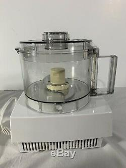 Cuisinart DLC-10S Pro Classic 7-Cup Food Processor withBox Mint Condition Tested