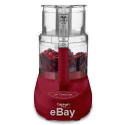 Cuisinart DLC-2009MRY Prep 9 9-Cup Food Processor Red