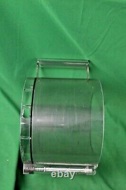 Cuisinart DLC-7 14 Cup Food Processor Replacement Parts Lid, Pusher & Bowl READ