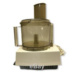 Cuisinart DLC-7 Pro Food Processor Commercial/Home Made in Japan Vintage