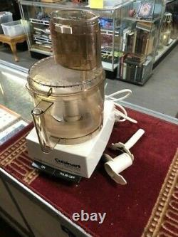 Cuisinart DLC-7 Super Pro 14 Cup very good Food Processor Made in Japan
