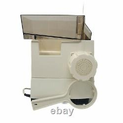 Cuisinart DLC-8F Food Processor withAccessories and Rare Pasta Maker Tested
