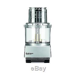 Cuisinart DLC-8SBCY Pro Custom 11-Cup Food Processor Brushed Ch. Free Shipping