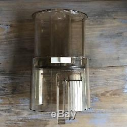 Cuisinart DLC-X Food Processor Amber Pusher Feed Tube Replacement Part