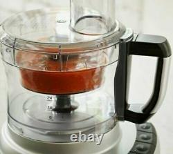 Cuisinart Easy Prep Pro, 2 Bowl Food Processor With 1.9L Capacity